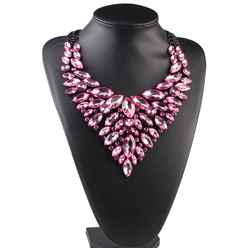 Statement Designer Party Necklace For Girls