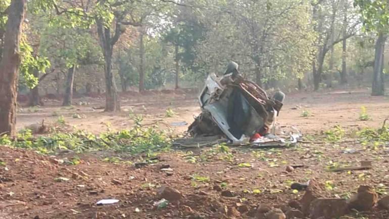 BJP MLA killed in Chhattisgarh's Dantewada