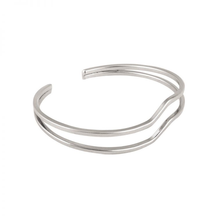 Simple Casual Bracelet Cuff