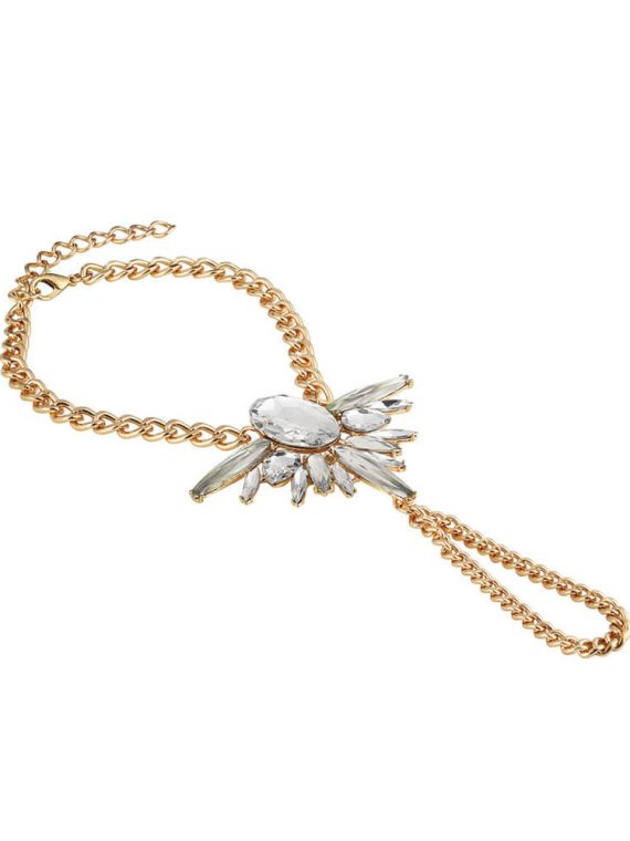 Golden Wing Bracelet For Women