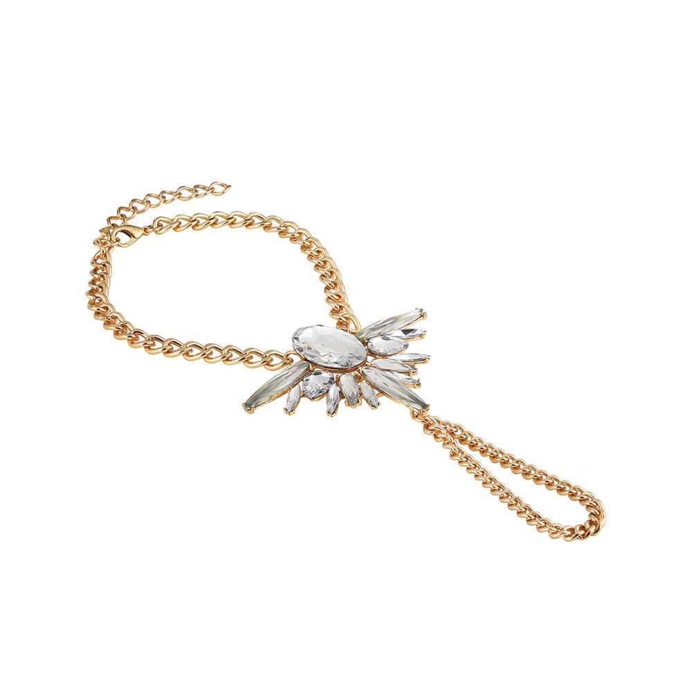 Golden Wing Bracelet For Women