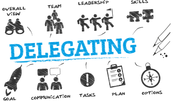 Struggling with Work Load? Learn the art of delegating things