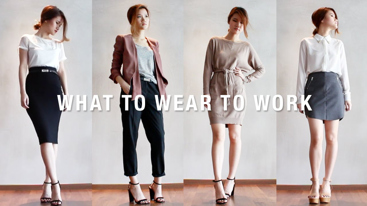 5 Best Workwear Outfit | Office Lookbook