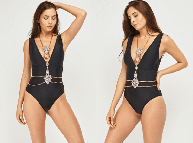 Style Your Swimsuit with a Body Chain